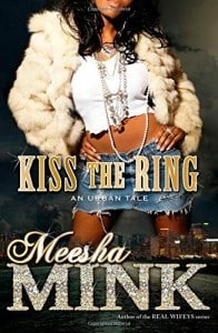 <strong><em>Kiss the Ring</em></strong> (Touchstone $14.99) by Meesha Minks