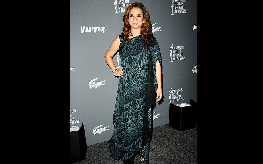 Maya Rudolph—The versatile <em>Saturday Night Live</em> vet's gift for creating compelling (and slightly unhinged) characters has helped her cultivate a very successful TV and film career.