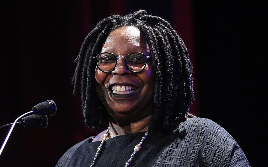 Whoopi Goldberg—Goldberg's career has been so successful that you forget she got her start in stand-up...until you watch <em>The View</em>, and one of her laugh-inducing observations reminds you.<br />