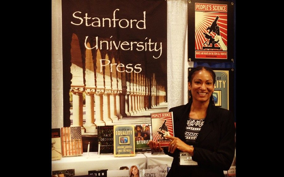 Ruha Benjamin is the author of <em>People's Science</em>, a book examining stem cell research and the involuntary involvement of people based on race, gender, social class and/or circumstance.