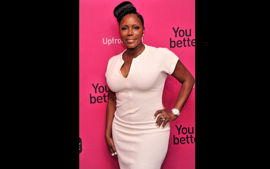 """Sommore—The always """"colorful"""" Sommore's adult-themed humor has made her a fan favorite, a trait she shares with her half-sister, actress Nia Long."""