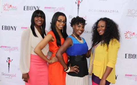 Get Fly! Game Day Girls Way, BCBG and EBONY [PHOTOS]