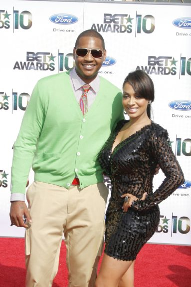 """Our favorite TV personality and NBA Star are becoming a Black household name with Lala's hit show, """"Lala's Full Court Life'."""