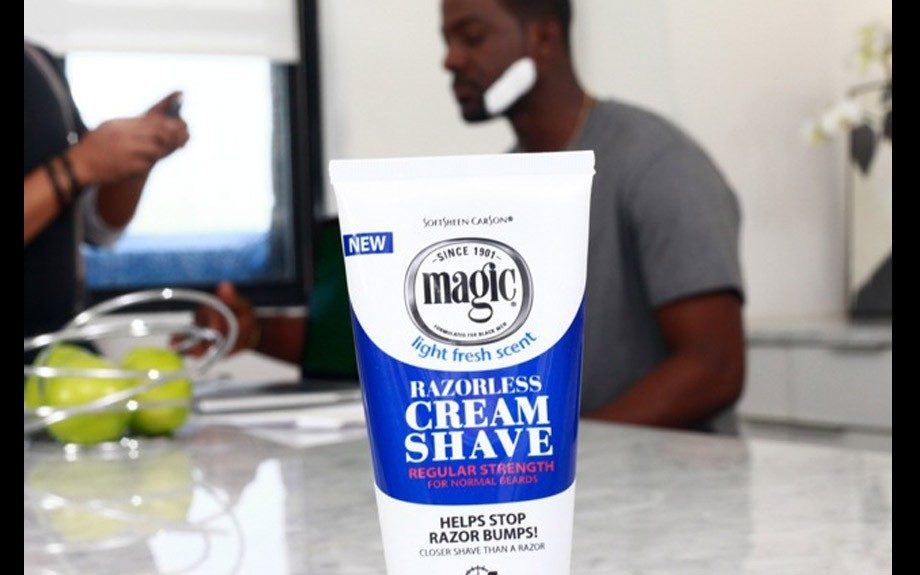 Lance Gross for Magic Shave