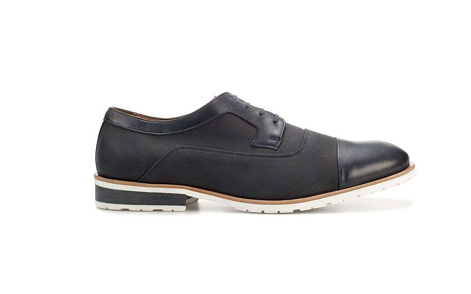 COMBINED OXFORD SHOE: Retail 99.90 Available at ZARA.com