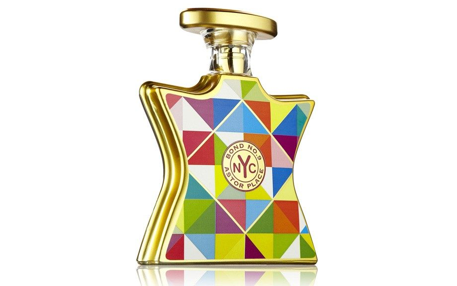 Try a new fragrance in 2013! Tai is in love with Bond No. 9 Astor Place (sakfifthavenue.com; $185-$255.00)