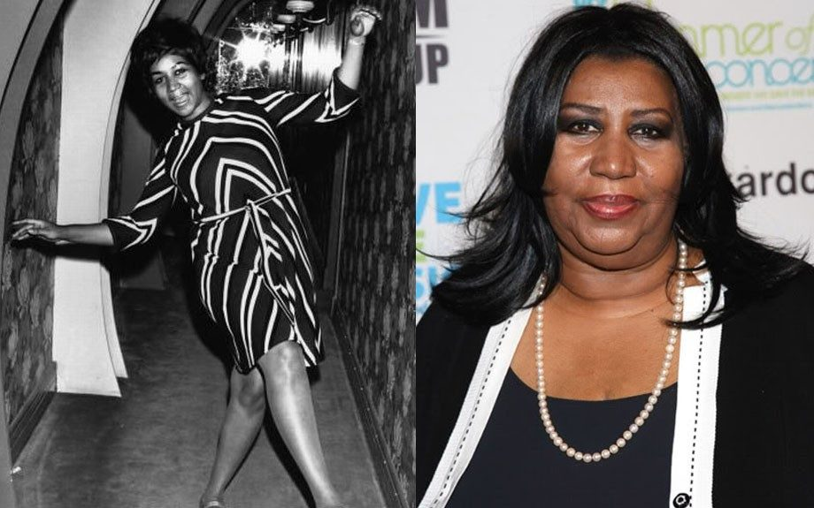 """Aretha Franklin (71):""""My faith has been and always will be important to me."""""""