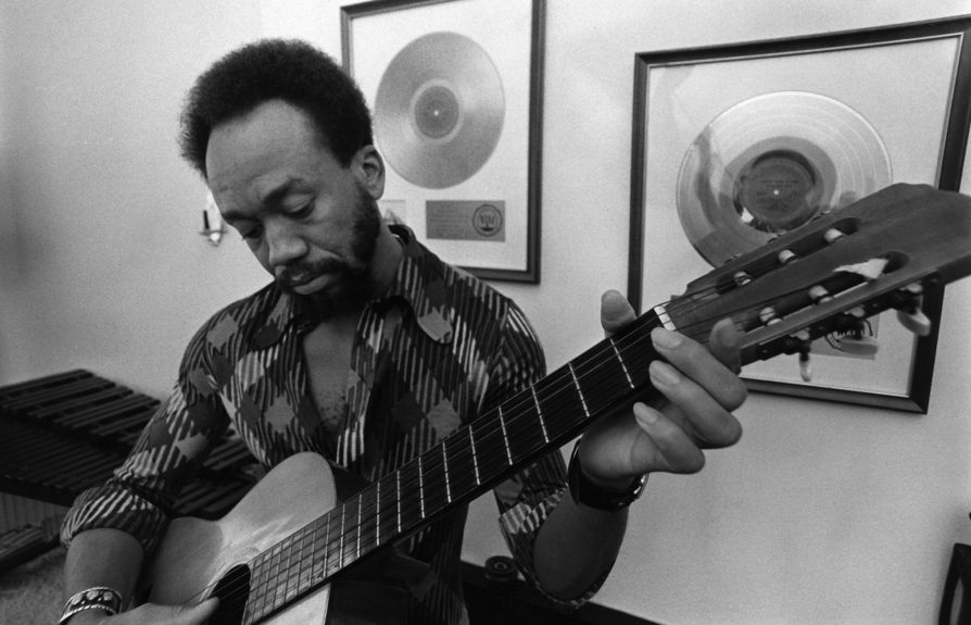 <p> 	Maurice White (Photo: Ted Williams/EBONY Collection)</p>