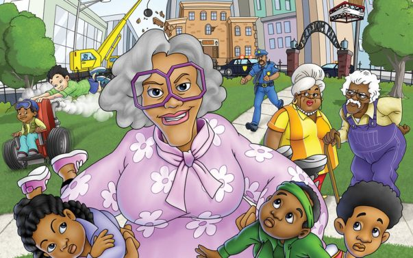 Tyler Perry Gets Animated with 'Madea's Tough Love' [VIDEO]