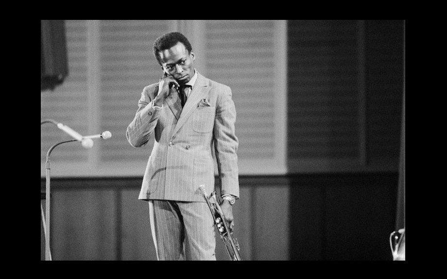 Miles was eternally cool because he stayed rooted in the now and never looked back.