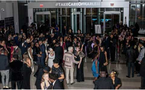 Rapper Ma$e and Other Notables Celebrate at Harlem Haberdashery's 2015 Masquerade Ball [PHOTOS]