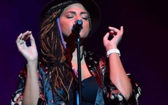 Marsha Ambrosius Dishes on Love, Pregnancy, and the Real Reason Floetry Split<br />