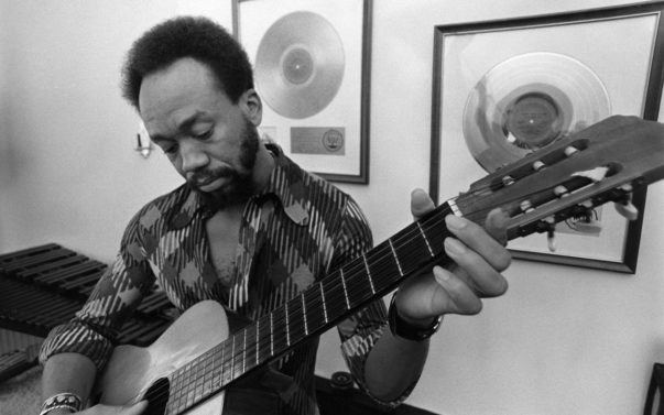 Earth, Wind and Fire's Maurice White in Photos