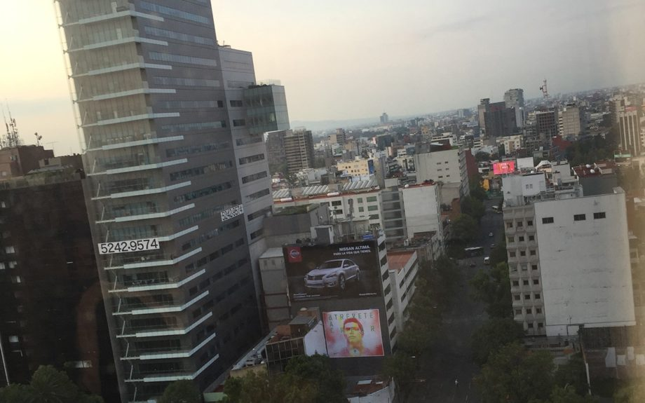 Mexico City in all its glory