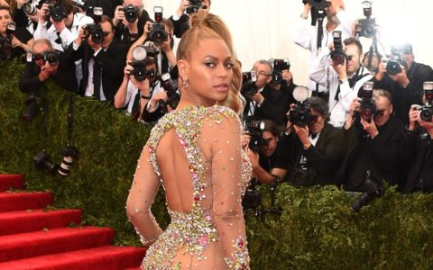 Beyoncé Reveals All (Almost) at the 2015 Met Gala! [PHOTOS]