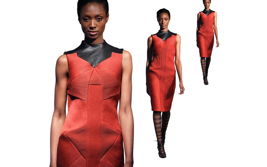 Designer, Mimi Plange (Ghana) has worked with the likes of Patricia Field, Rachel Roy and has been mentored by Vogue's Andre Leon Talley. She recently collaborated with Manolo Blanhik on a capsule collection.