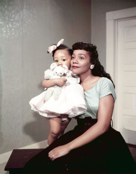 "Coretta Scott King and her daughter.  	View the entire EBONY Collection <a href=""http://www.ebony.com/store#axzz2PsEj7sec"" target=""_blank"">here</a>."