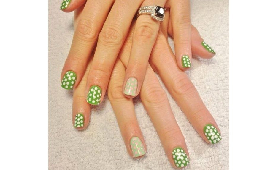The trend is so perfect for Spring!