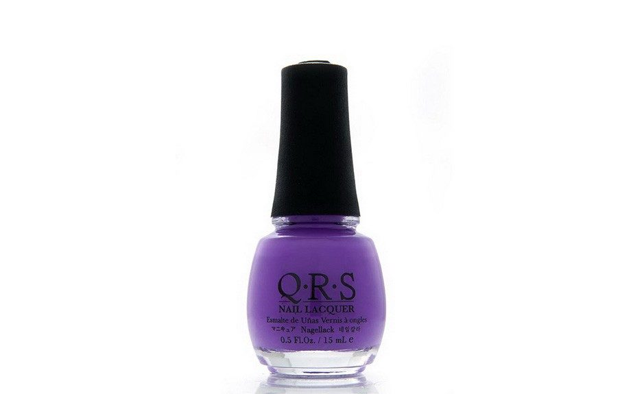 """News of the Beloved byQRS, $3.99,<a href=""""http://www.amazon.com/QRS-Nail-Lacquer-Collection-Beloved/dp/B00J87EKSO"""" target=""""_blank"""">Amazon</a>"""