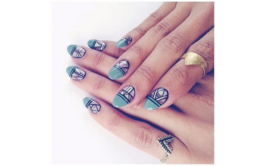 Be sure to follow Eda on Instagram@ladyfancynails.