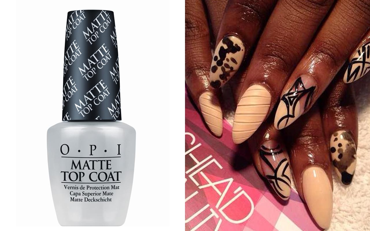 Nail Files: Quilted Digits - EBONY
