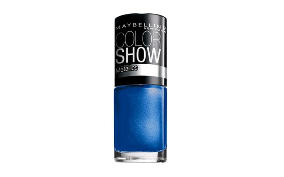 """<a href=""""http://www.drugstore.com/products/prod.asp?pid=408000&catid=183598&cmbProdBrandFilter=97717&aid=338666&aparam=goobase_filler&device=c&network=g&matchtype="""" target=""""_blank"""">Color Show Nail Lacquer in Navy Narcissist</a>($3.99)"""