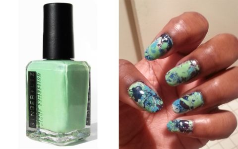 Nail Files: The Rebellious Chic Manicure!