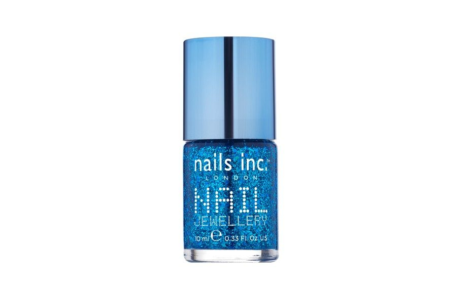 NAILS - The hottest product from across the pond, Nails Inc. blings out your beach mani/pedi in just 2 coats! Nails Inc. London Nail Jewelry, sephora.com, $9.50