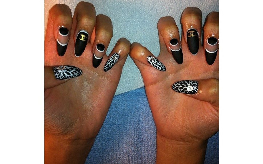 """""""Healthy nails are my first priority""""<br /> <br /> Photo Courtesy of Fresh PaintNailzbyTati"""
