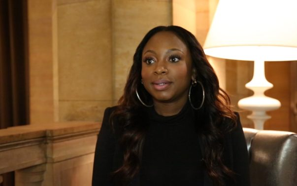 Naturi Naughton's Power as an Actor [WATCH]