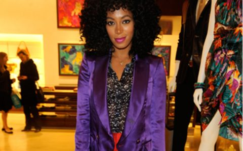 DULY NOTED: Solange Masters Colorblocking