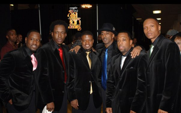 New Edition Reunited! [INTERVIEW]