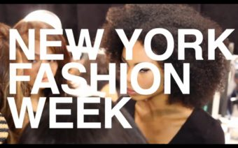 Watch Tracy Reese's Amazing Spring 2015 Fashion Show Opener!