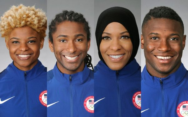 Blades of Glory: Meet Our Black Olympian Fencers