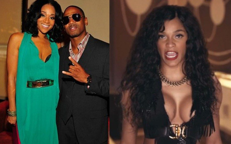 Reality TV's Hottest Love Triangle: <em>Love and Hip-Hop:</em> <em>Atlanta</em>'s Joseline, Mimi and Stevie J