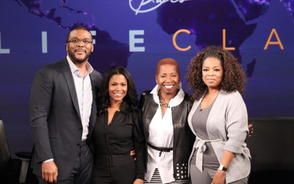 [EXCLUSIVE CLIP] Nia Long Stands Up for Single Moms on 'Oprah's Lifeclass'