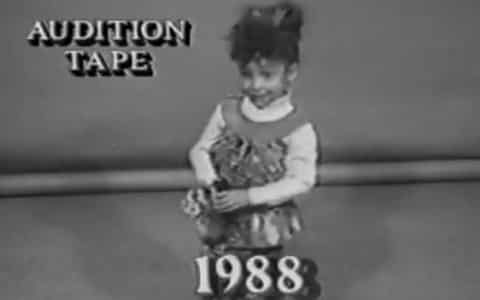 Raven-Symone's Cosby Show Audition