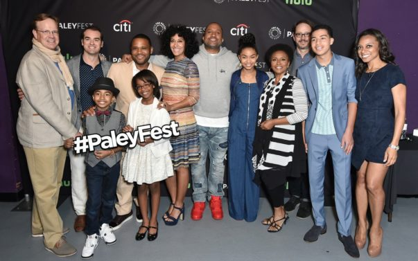 black-ish honored at PaleyFest 2016