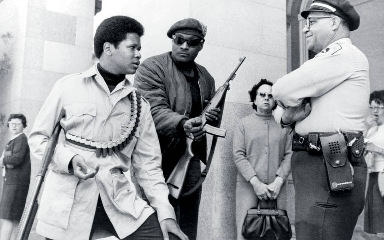 Black Panthers 50 Years Later What They Wanted Is What We Still