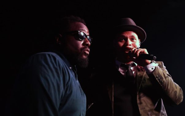 Eric Roberson & Phonte Coleman Bring Back Grownup Love Songs<br />
