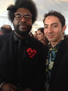 Questloveattends the White HouseCorrespondents' Dinner