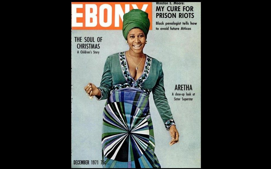 Saturday, May 19, 2012: Queen of Soul, Aretha Franklin December 1971