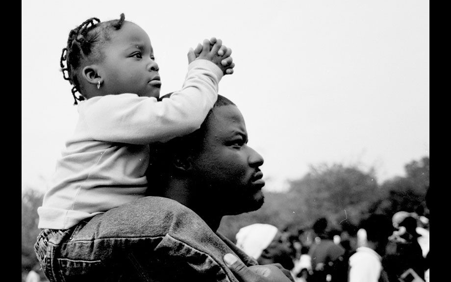 The Makings of You, Million Family March, Washington DC, 2000
