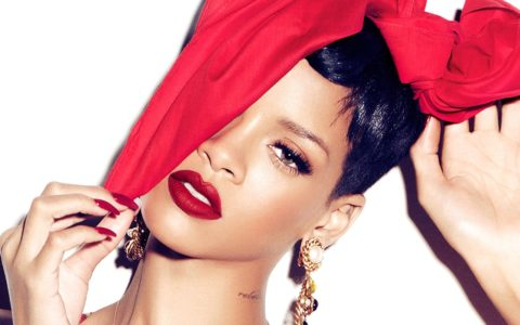 Rihanna Launches New MAC Summer Collection