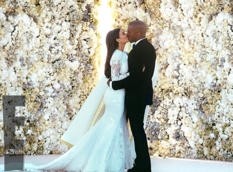 <strong>They did. Kanye West marries Kim Kardashian in Florence, Italy</strong>