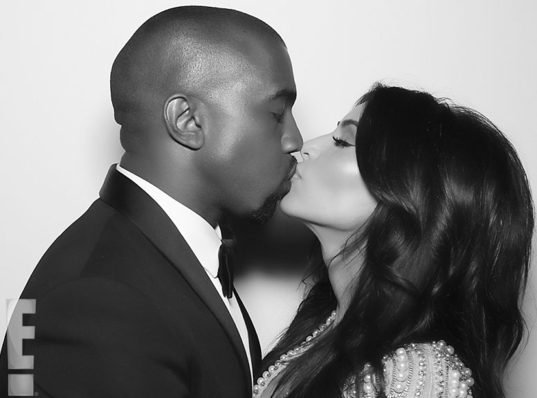 <strong>And you said it wouldn't last: Kim and Kanye do the blessed thing</strong>