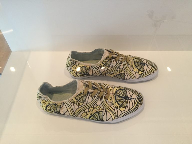 Puma's designed by Kehinde Wiley