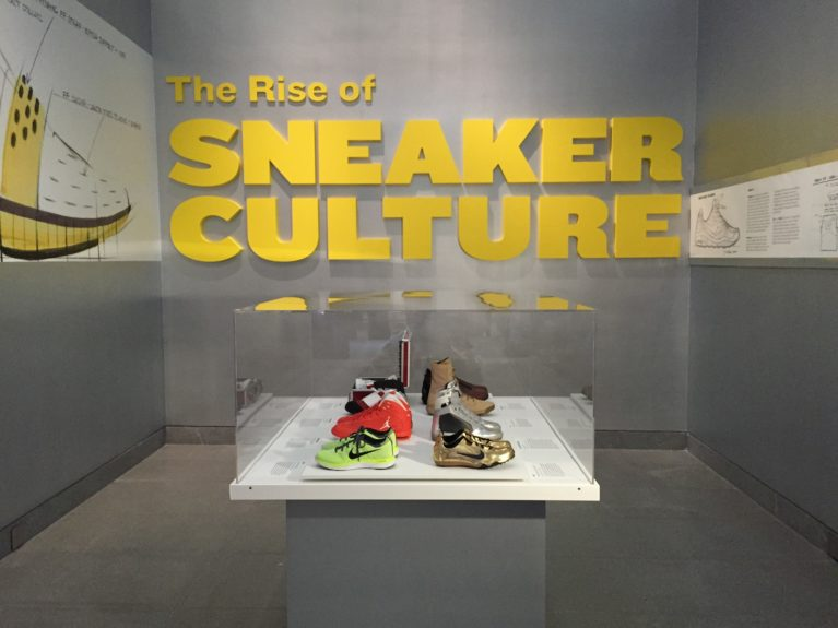 The Rise of Sneaker Culture rocks the Brooklyn Museum