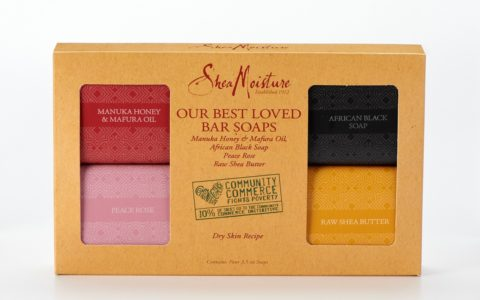 Shea Moisture Launches New Body and Hair Care Collection