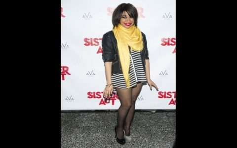 THIS DAY IN FASHION: Raven Symone Wears Mixed-Matched Pumps